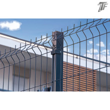 Excellent technology welded wire mesh fencing
