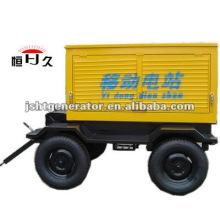 300KW Cummins Mobile Diesel Generator