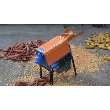 750Kg / Hr Mini Corn Sheller Maskiner Till Salu