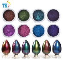 Chameleon-Pigment-Spiegeleffektpigment / Chromashift-Pigment für Nagellack-Autolack