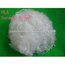 Fibra PLA de fibra funcional 100% nova