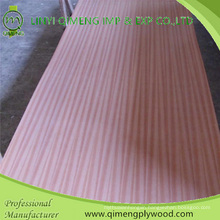 Supply AAA Grade 1.8-3.6mm Sapele Fancy Plywood with Competitive Price