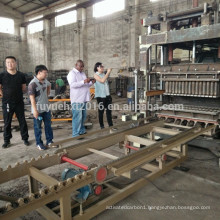 Xuzipai Factory Cement Interlocking Hydraulic Block Making Machine