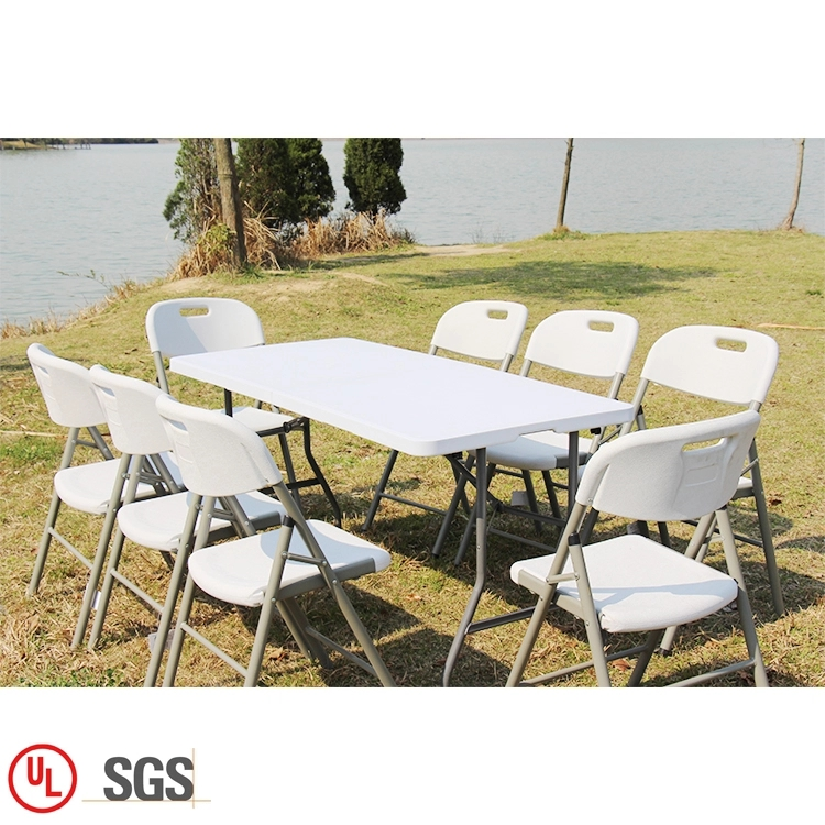 Commercial For 8 Person Folding Table