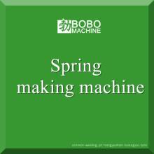 Máquina de enrolar a mola com fabricação de máquinas de fabricação