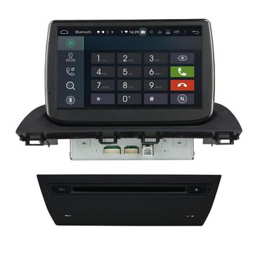 Mazda 3 Axela 2014 Android Auto DVD-Player