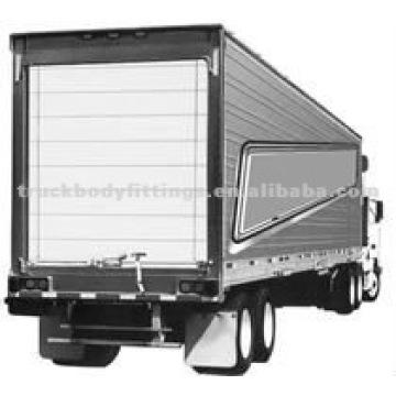 грузовик свертывают вверх двери-105000