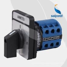 Серия Saip / Saipwell LW26 2014 года имеет 7 токовых номиналов 10А, 20А, 32А, 63А, 125А и 160А.