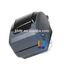USB Ethernet Zebra GK430t принтер этикеток со штрих-кодом настольный термопринтер