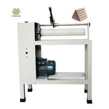 Máquina cortadora de núcleo de tubo de plástico de papel manual