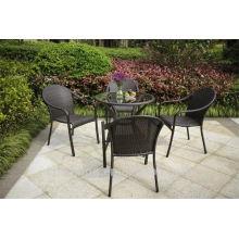 Luxus Durable Easy Reinigung kombiniert Tisch und Stuhl
