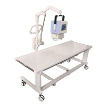 Medical table medical examination bed install flat panel detector for x ray radiology