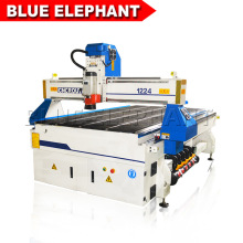 Jinan Blue Elephant 1224 Engraving and Cutting CNC Router for Wood