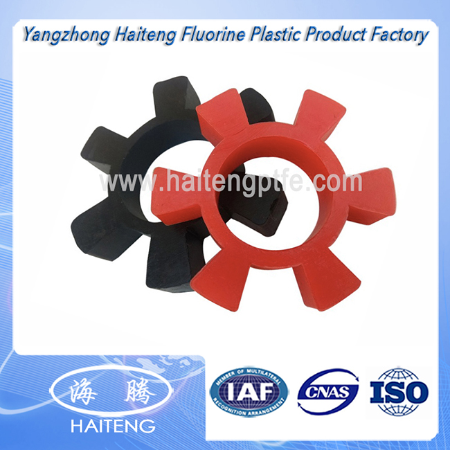 Red And Black Pu Coupling