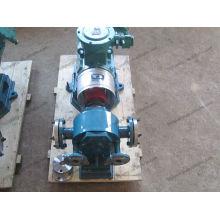 Pitch resin transfer pump