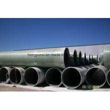 Areia de Fibra De Vidro Adicionando Tubo para Abastecimento de Água