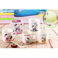 Hello Kitty Coffee Mug with Spoon