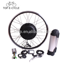 500W bafang hub motor electric bicycle conversion kit with down tube battery