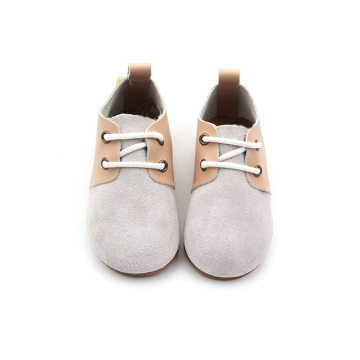 Hot Style Cow Leather Special Niños Zapatos Oxford