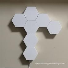 2020 Smart led light panel polygon DIY quantum touch light,led touch lamp
