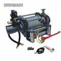 Гидравлическая буксирная лебедка 12000 фунтов с электрическим клапаном
