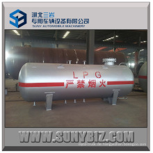 8cbm Bulk Storage LPG Tanks