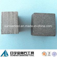 Single Cut Diamantsegment für große Granitplatte schneiden