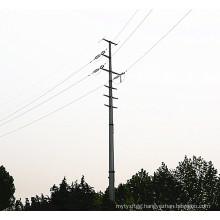 Multi Circuits Monopole Tower Power Transmission Pole