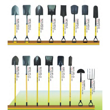 Carbon Steel Agriculture Shovels