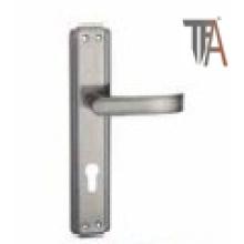Popular Design Iron Plate Aluminium Door Handle