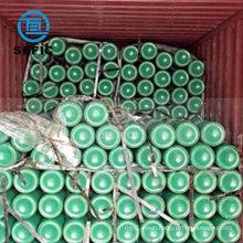 40L 150bar argon gas cylinder price welding industrial gas
