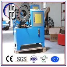 China Engarzadora de manguera hidráulica de Finn Power Ce ISO