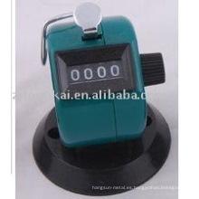 alta calidad 5303 contador mecánico de la cuenta de la mano del plástico
