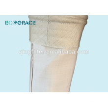 Cement Industry Fiberglass Filter Bag with PTFE Membrane