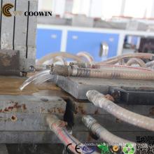 ПВХ PP PE пластичный деревянный профиль делая машину