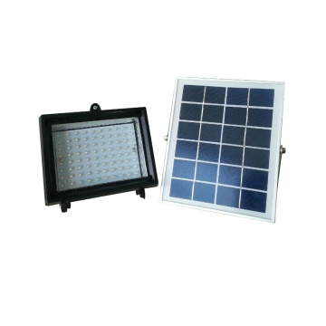zonne-energie led lamping Outdoor Flood Light met zonnepaneel