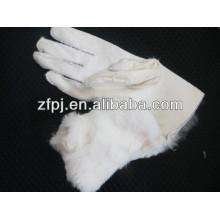 Mens Pelz gefüttert Leder Handschuhe