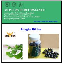 Gingko Biloba / Gemüse Kapseln / Keine Konservierungsstoffe