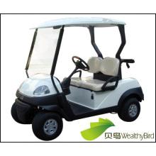 3 кВт 2 сиденья Электрический автомобиль гольфа 418gsb