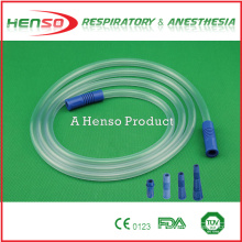 HENSO Disposable Medical PVC Sterile Suction Connecting Tube