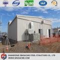 Steel Frame Structure for Processing Workshop Construction