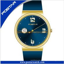 Novo Relógio Projetado Assista Sport Suitcase com Dial Redonda