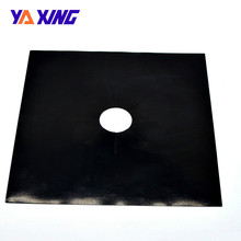 Glass Fiber Cloth coated with PTFE Protects Stove Top Surface from Dirt  Grease and Grime