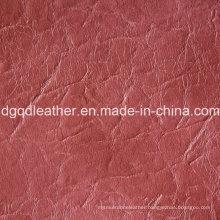 Good Scratch Resistant Furniture PVC Leather (QDL-PV0186)