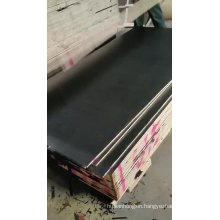 Anti-slippery grid meshed film faced plywood of formwork plywood