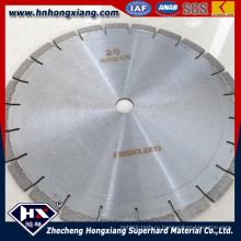 Круглый алмазный режущий клинок 600 мм для мрамора