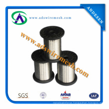 0.02--0.1mm 304 316 316L Stainless Steel Wire