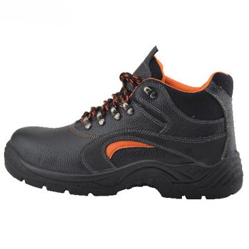 35-48 zapatos de seguridad industrial de cuero de precio barato