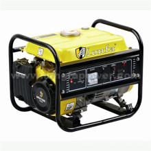 Générateur d'essence à énergie refroidie par air de 1,0kVA 220V pour générer de l'énergie