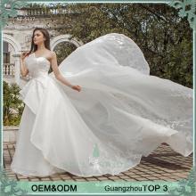 Sexy bridal gown wedding dress vestidos de novia hecho en china 2017